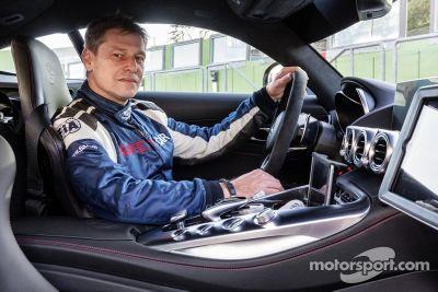 Präsentation der Mercedes AMG Safety- und Medical-Cars