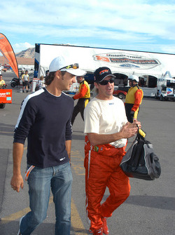 Darren Manning and Jimmy Vasser