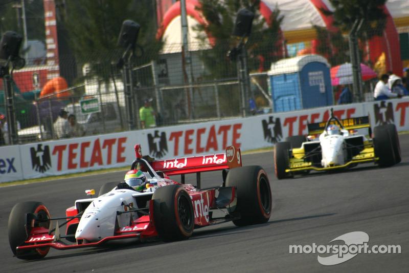 2004: Overstap naar Champ Car