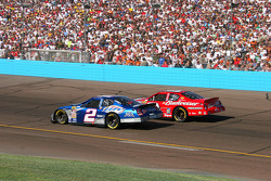 Rusty Wallace y Dale Earnhardt Jr.