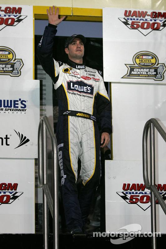 Presentación de pilotos: Jimmie Johnson
