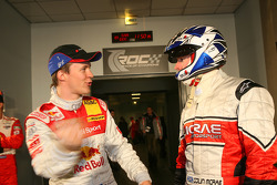 Mattias Ekström and Colin McRae