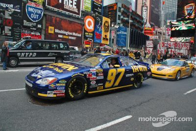 NASCAR Champions Week, Nueva York