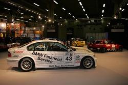 BMW 320 Team Deutschland Schnitzer WTCC
