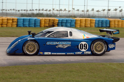 #09 Spirit of Daytona Racing Pontiac Crawford: Marc-Antoine Camirand, Raphael Matos