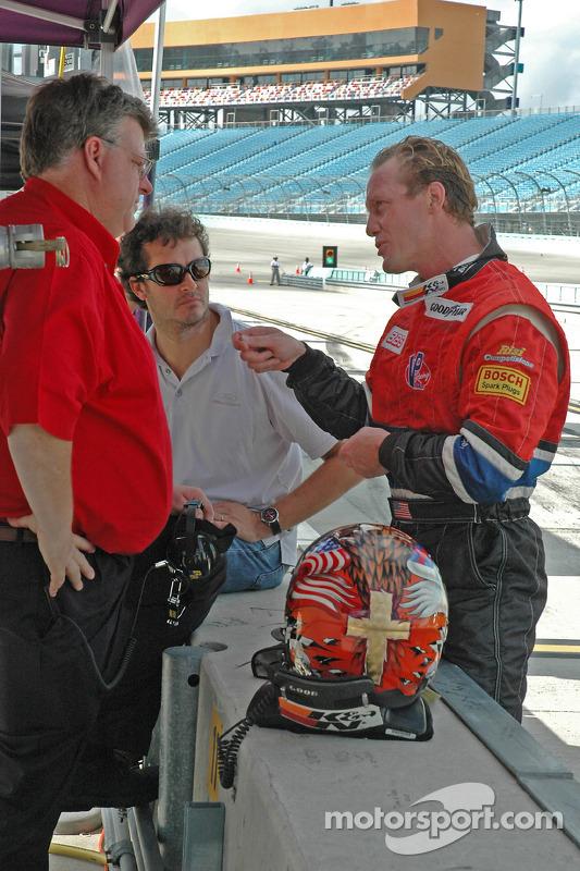 Kevin Doran, Michael Jourdain, Terry Borcheller
