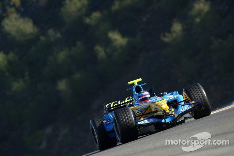 #3: Franck Montagny, Renault