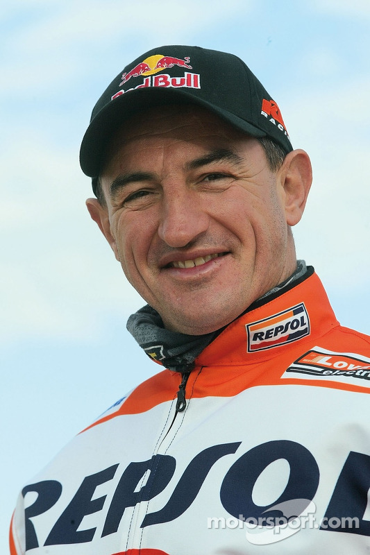 Team Repsol Red Bull KTM : Giovanni Sala