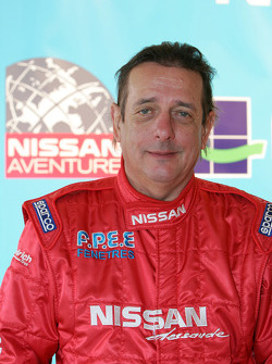 Team Nissan Dessoude presentation: Bernard Chevalier