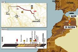 Stage 3: 2006-01-02, Nador to Er Rachidia