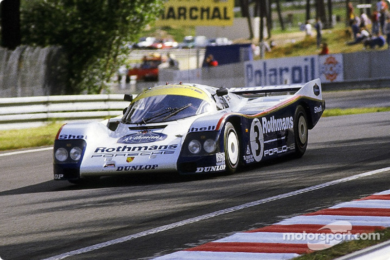 Rothmans & Porsche