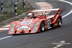 #20 C. H. Graemiger Cheetah G601 Ford: Sandro Plastina, Mario Luini, Jean-Daniel Grandjean