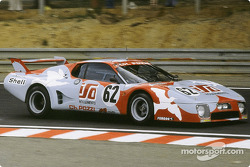 #62 Charles Pozzi/JMS Racing Ferrari 512 BB: Jean-Claude Andruet, Spartaco Dini