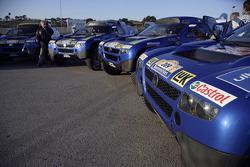Volkswagen Motorsport rollout at Jarama