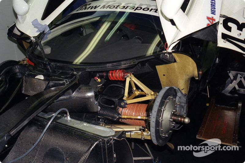 Team BMW Motorsport McLaren F1 GTR BMW