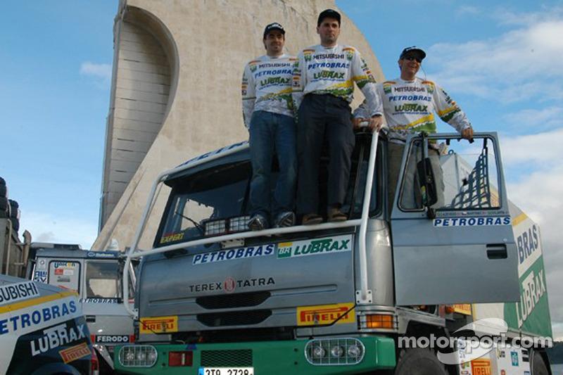Andre De Azevedo, Jaromir Martinec et Maykel Justo