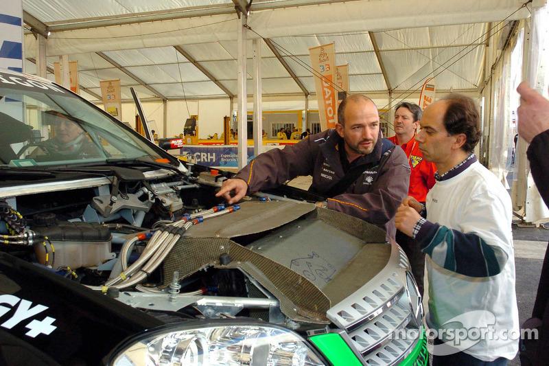 The Kwikpower Mercedes-Benz à l'assistance
