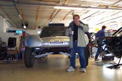 Vanguard Racing test in France: Ronn Bailey