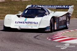 #1 Holbert Porsche 962: Derek Bell