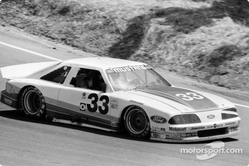 #33 Roush Mustang: Bruce Jenner
