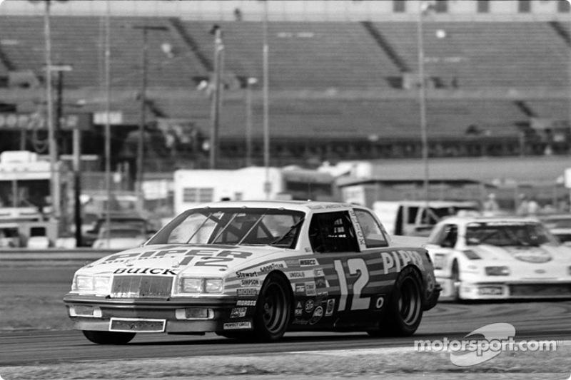 #12 Bobby Allsion Buick Somerset: Bobby Allison, Dick Danielson, Clifford Allison