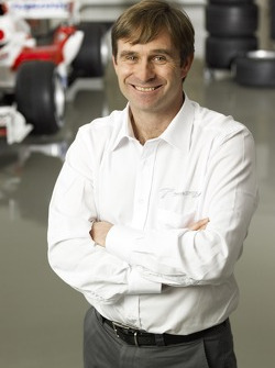 Pascal Vasselon, General Manager Car Design and Development (Toyota Motorsport GmbH)
