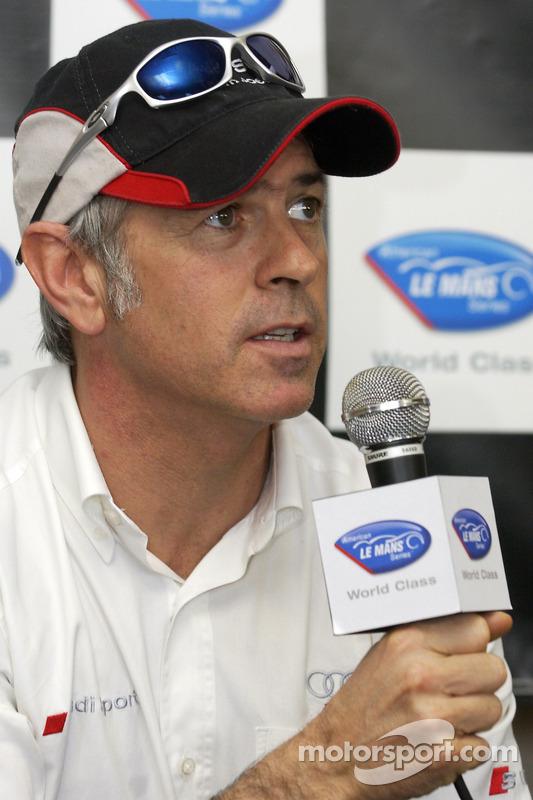 Conférence de presse: Rinaldo Capello répond aux questions