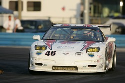 #46 Michael Baughman Racing Corvette: Michael Baughman, Ray Mason, John Connolly, Frank Del Vecchio, Bryan Collyer