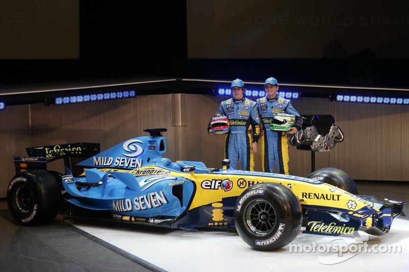 2006: Renault R26