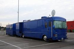 Motorhome of David Coulthard
