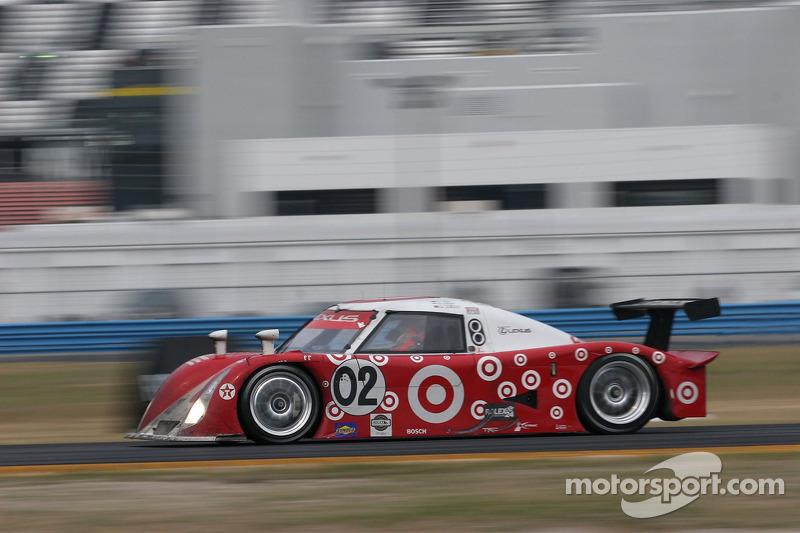 2006: #02 Chip Ganassi Racing, Riley-Lexus
