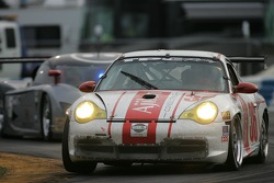 #36 TPC Racing Porsche GT3 Cup: Michael Levitas, Randy Pobst, Ian Baas, Spencer Pumpelly