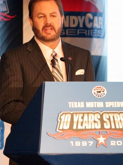 Eddie Gossage, President and General Manager, Texas Motor Speedway