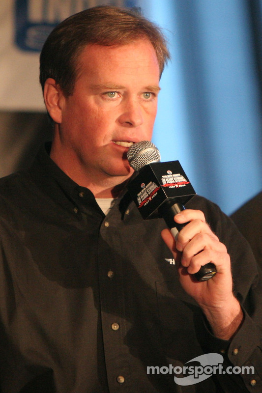 Tony Raines, Driver, Hall of Fame Racing, Coupe NASCAR NEXTEL