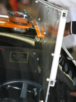 A template at tech inspection