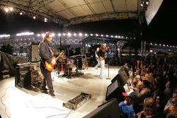 Live entertainment at Daytona