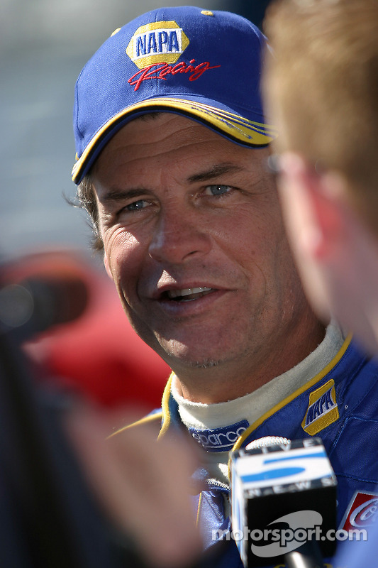 Interviews pour Michael Waltrip