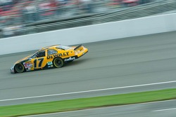 Matt Kenseth heads for the checkered flag