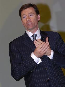 Yamaha Motor Racing managing director Lin Jarvis