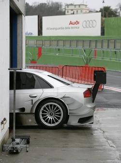 The Audi A4 DTM of Tom Kristensen