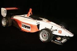 La nouvelle Swift 016.a Mazda Cosworth Atlantic