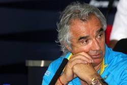 FIA press conference: Flavio Briatore