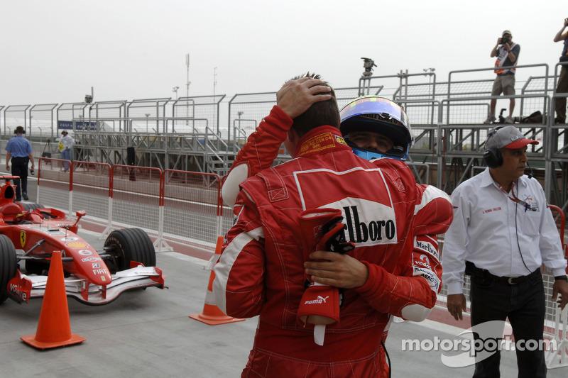 #65 GP de Bahreïn 2006 (Ferrari 248 F1)