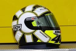 Casco de Valentino Rossi