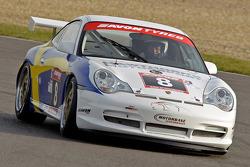 #8 Hawthorns Porsche 996GT3 of Rod Barrett, Jan Persson