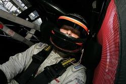 Kuno Wittmer focuses before the race
