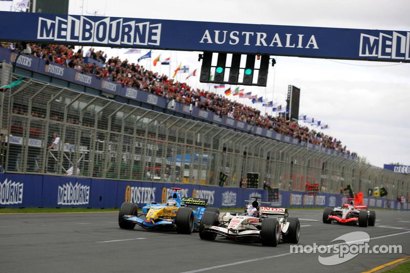 2006, Гран Прі Австралії