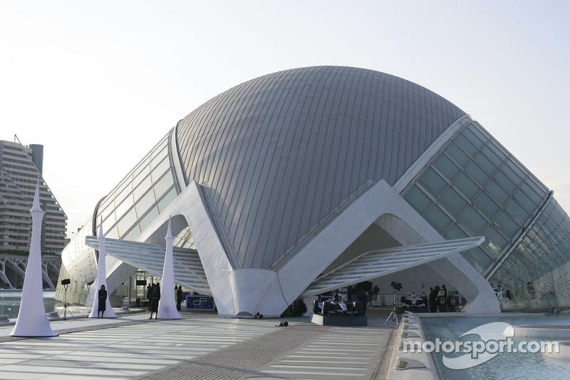Fête du GP2 en 2006
