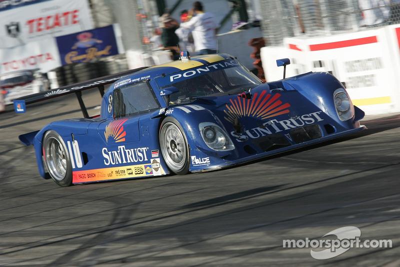 #10 SunTrust Racing Pontiac Riley: Jan Magnussen, Max Angelelli