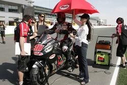 Jose Luis Cardoso on the grid